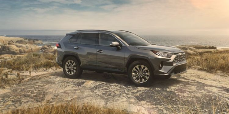 all-new 2019 Toyota RAV4