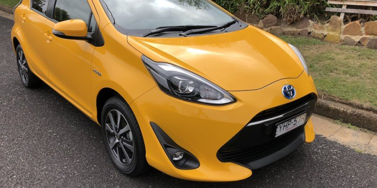 Practical Motoring Says: it might be the most affordable hybrid car in the country but it's far from the best, indeed the Prius c is far from being the best car in the micro car segment. The powertrain is disappointing (especially in EV mode) as is the ride and handling when pushed. The Prius c might have been updated in late 2017 but it feels a long way off the pace.