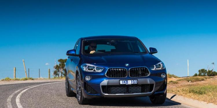2018 BMW X2 sDrive20i Review