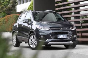 2018 Holden Trax LT Review
