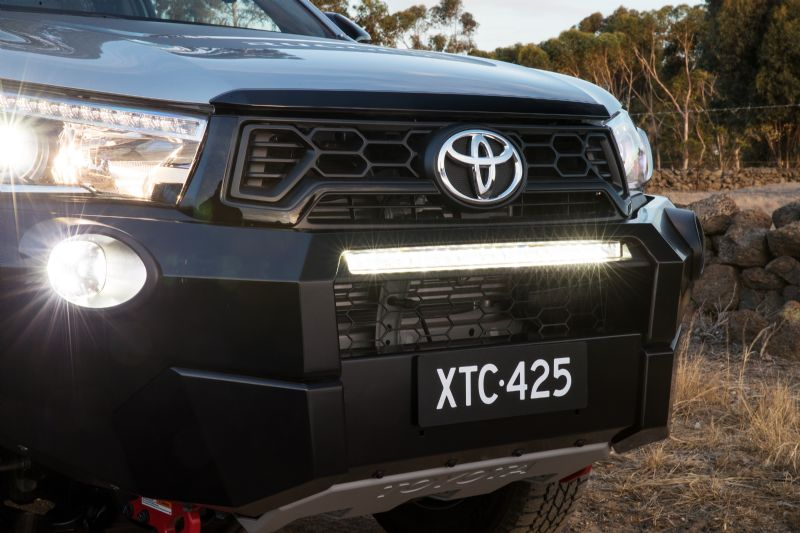 2018 Toyota HiLux Rugged X Review