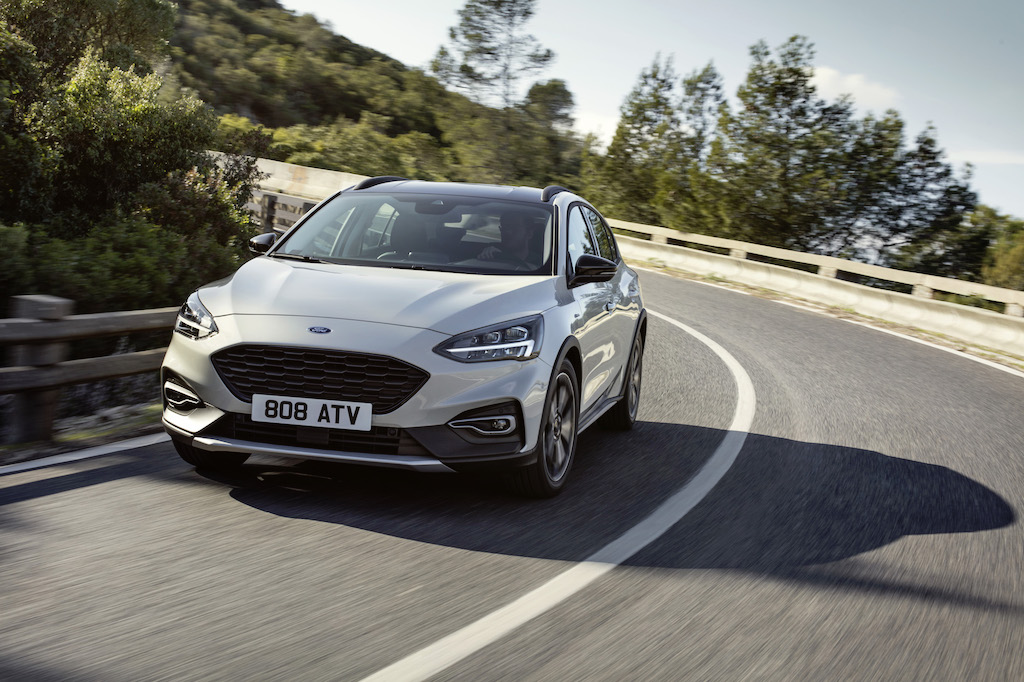 all-new 2019 Ford Focus