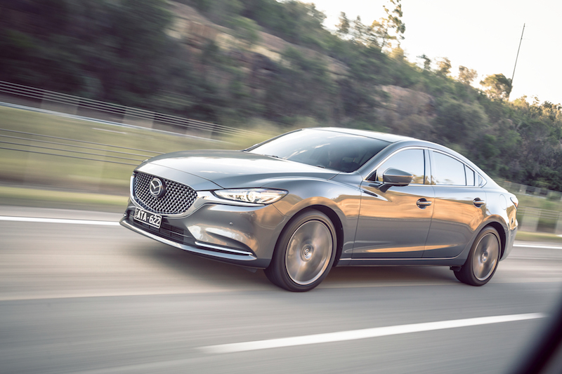 2018-19 Mazda6, CX-5 and Mazda3 recalled because of