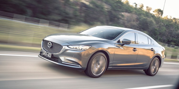 Updated 2018 Mazda6 Review