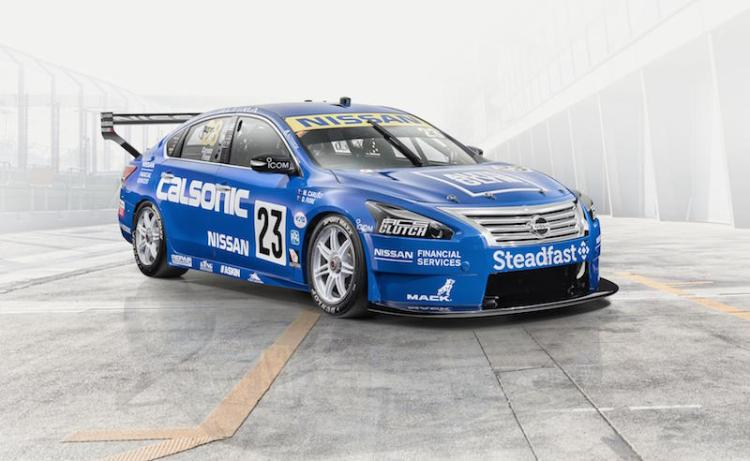 Nissan pulls out of Supercars