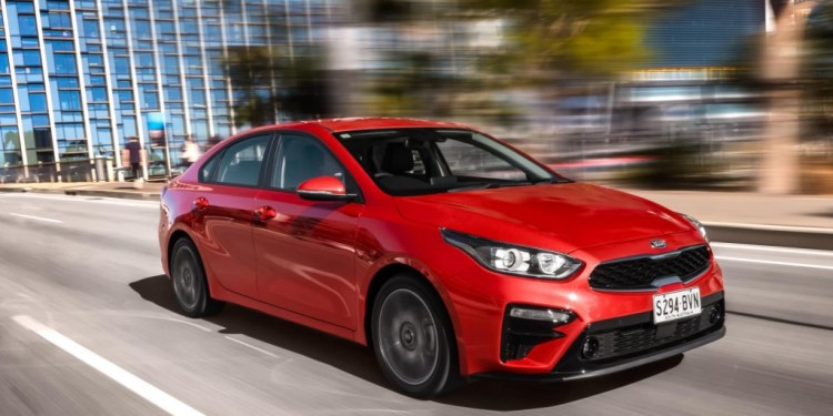 Kia Cerato GT turbo coming to Australia soon