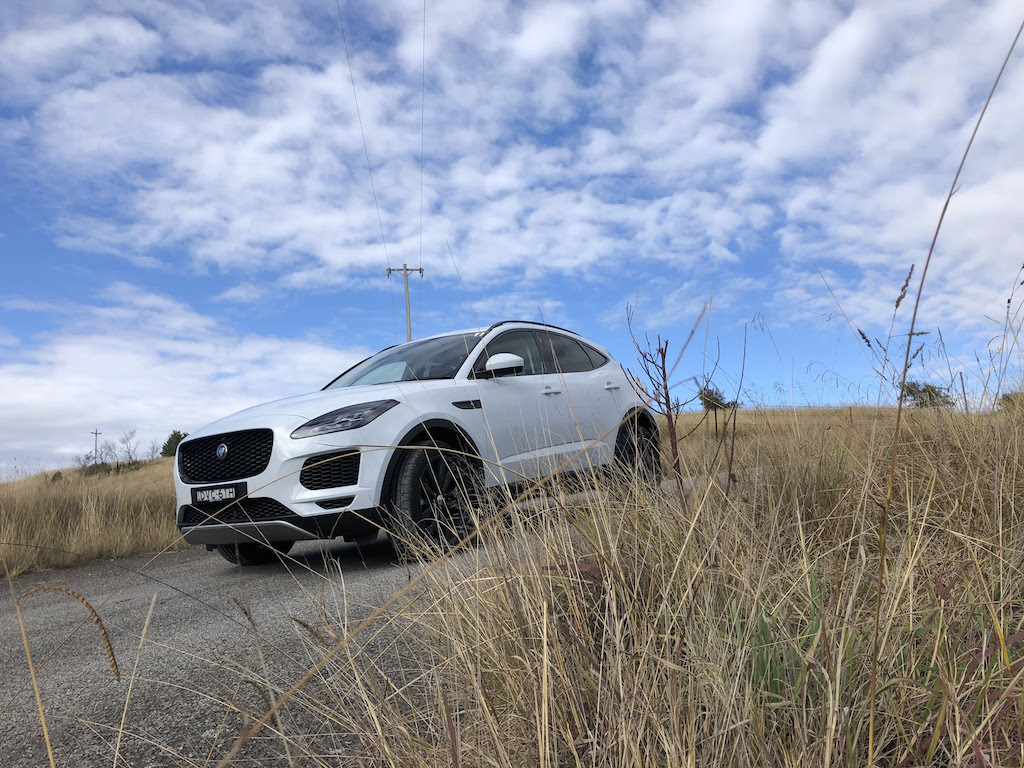 Practical Motoring Says: The Jaguar E-Pace isn't perfect but that won't stop the thing selling like hotcakes. The E-Pace S P300 is a lusty performer with grip aplenty and a willingness to sniff out corners and bring a smile to the driver's face. Dial back the speed and the low-speed ride is a little disappointing, but there's no getting away from the fact this is a reasonably well-balanced premium compact SUV. There's enough 'Jaguar-ness' in the thing to keep the faithful happy and enough quality to make those who might be considering something German think twice.