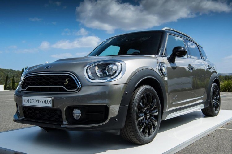 Mini Countryman S E All4 plug-in hybrid