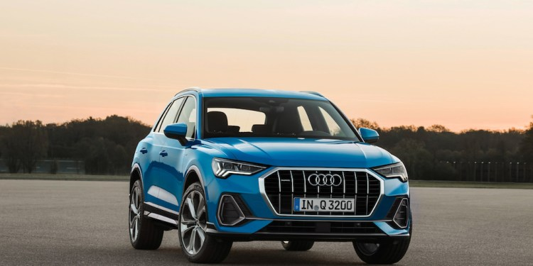 The second generation Audi Q3 is expected to arrive in Australia mid-2019.