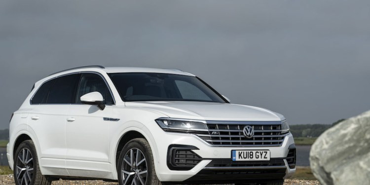 2019 Volkswagen Touareg Review