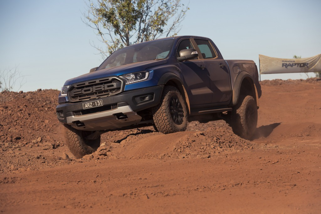 2018 Ford Ranger Raptor Review First Drive