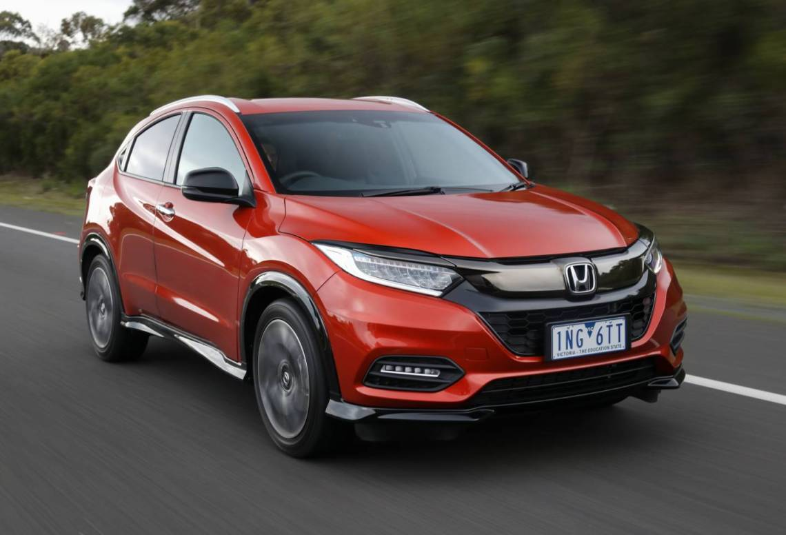 The updated Honda HR-V goes on-sale in August priced from $24,990+ORC boasting more kit for the coin.