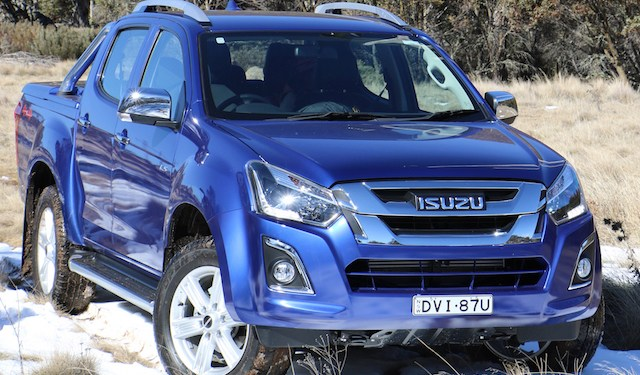 2018 Isuzu D-Max LS-T Review