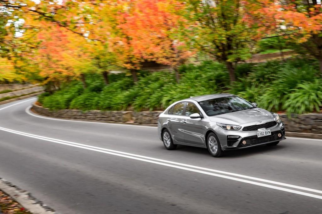 2019 Kia Cerato S Review