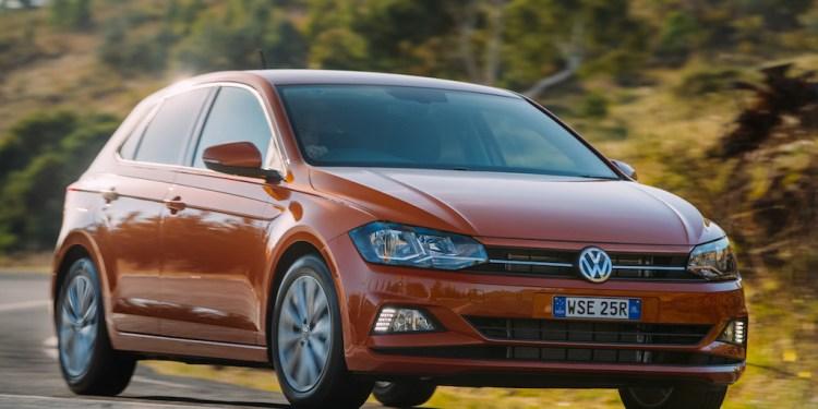 2018 Volkswagen Polo 85TSI Launch Edition DSG.