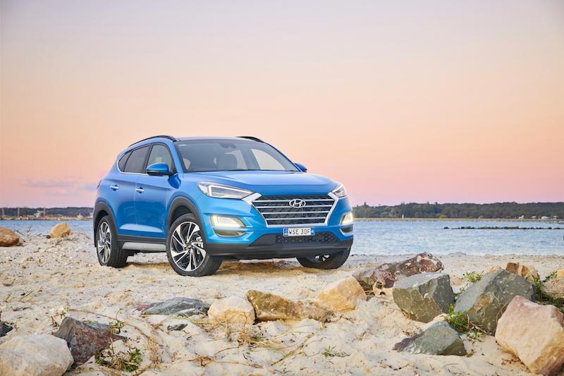 2019 Hyundai Tucson Review Practical Motoring