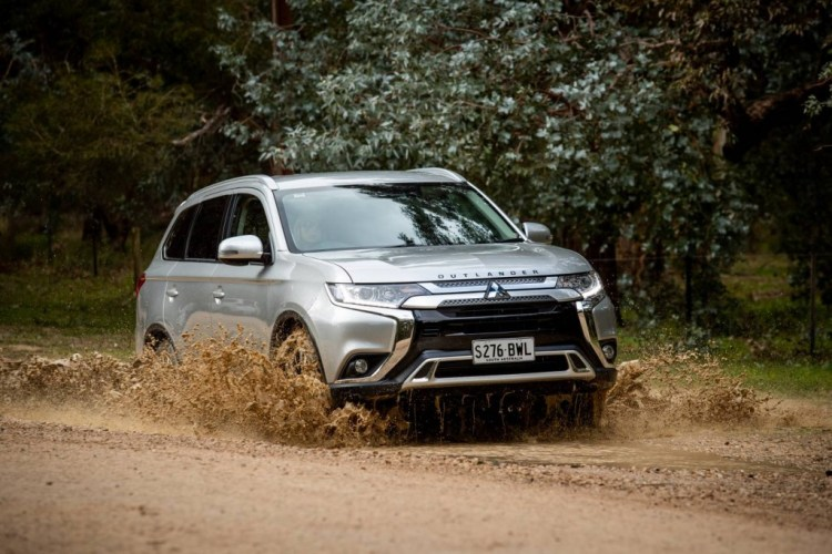Updated 2019 Mitsubishi Outlander