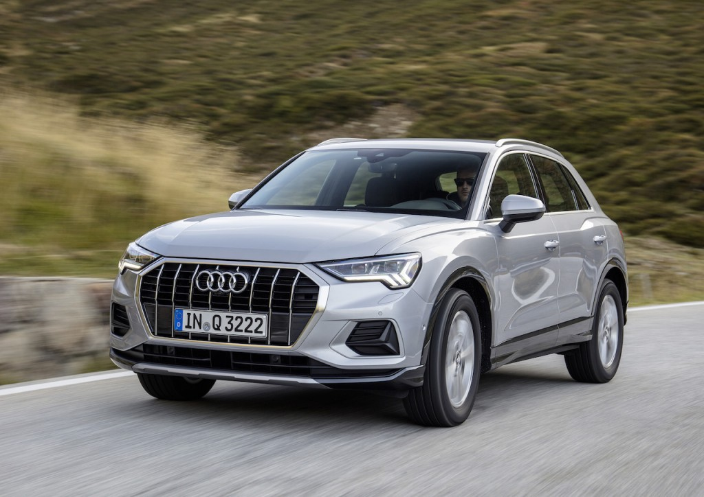 2019 Audi Q3 Review Practical Motoring