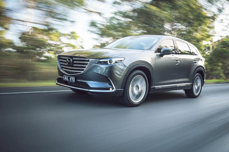2019 Mazda CX-9 Review | Practical Motoring
