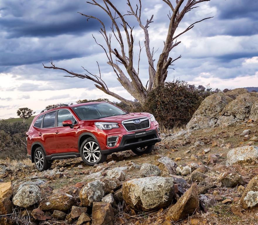 2019 Subaru Forester Review Practical Motoring
