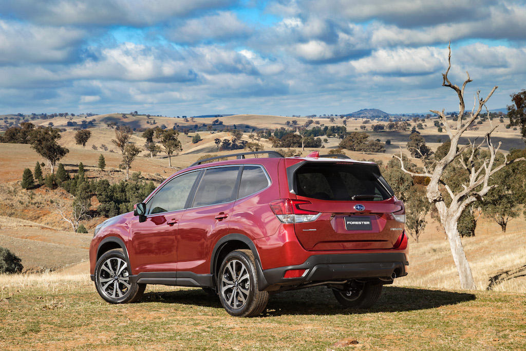 2019 Subaru Forester Review Practical Motoring