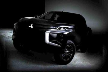 Mitsubishi has teased a facelifted 2019 Mitsubishi Triton as part of its 40th anniversary since launching its 1-ton pickup in 1978.