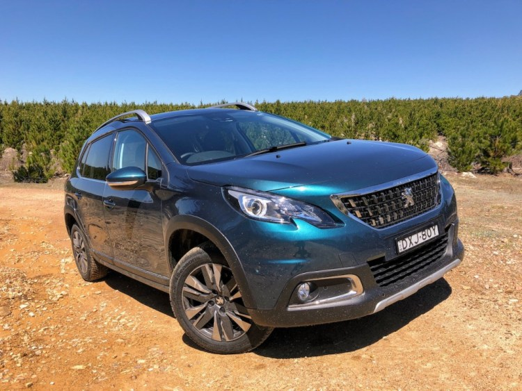 2018 Peugeot 2008 Allure Long Term test