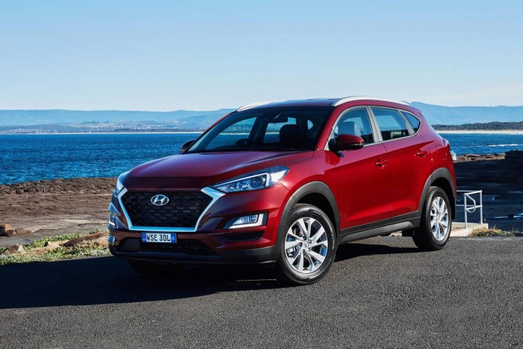 2019 Hyundai Tucson Active X Review Practical Motoring