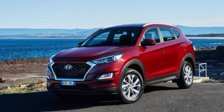 2019 Hyundai Tucson Active X review
