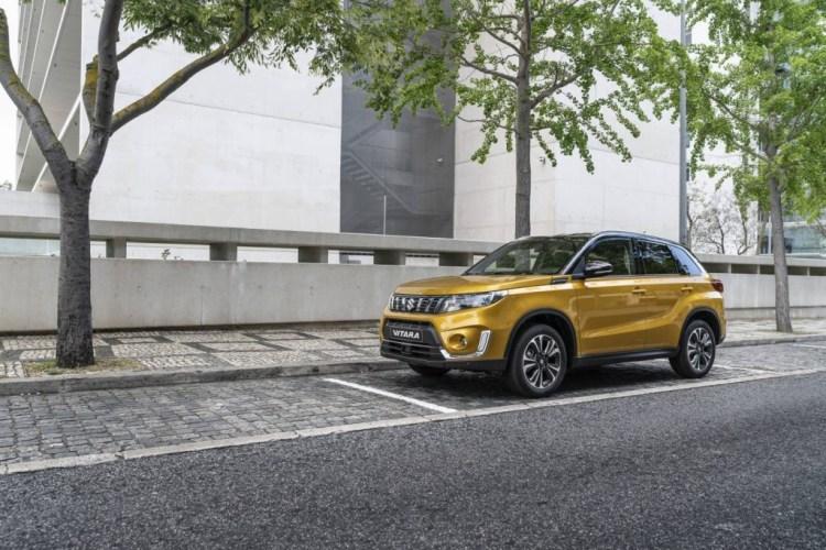Suzuki Vitara Series II coming in 2019