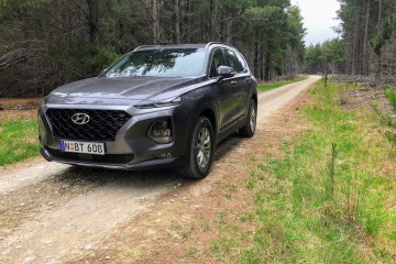 2019 Hyundai Santa Fe Active Diesel Car Review