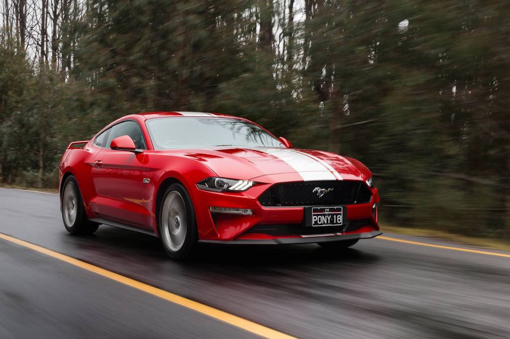 2018 Ford Mustang GT Review | Practical Motoring