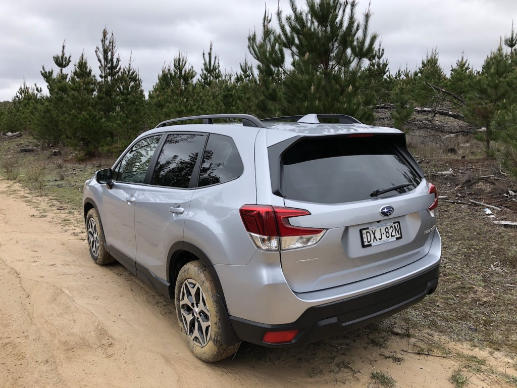 2019 Subaru Forester 2 5i Review Practical Motoring
