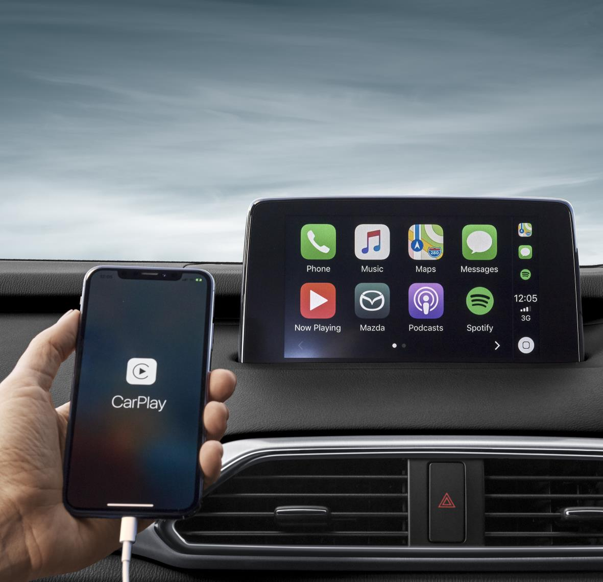 Mazda Offers Apple Carplay And Android Auto Upgrade Kits Practical