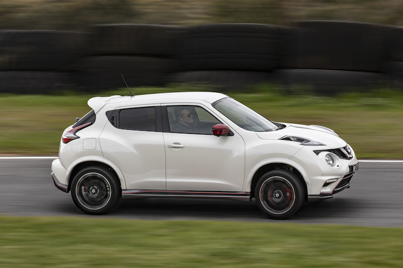 2018 Nissan Juke Nismo Rs Review Practical Motoring
