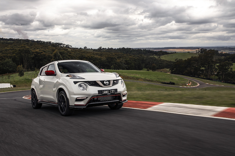 High Quality 2018 Nissan Juke Nismo RS Review