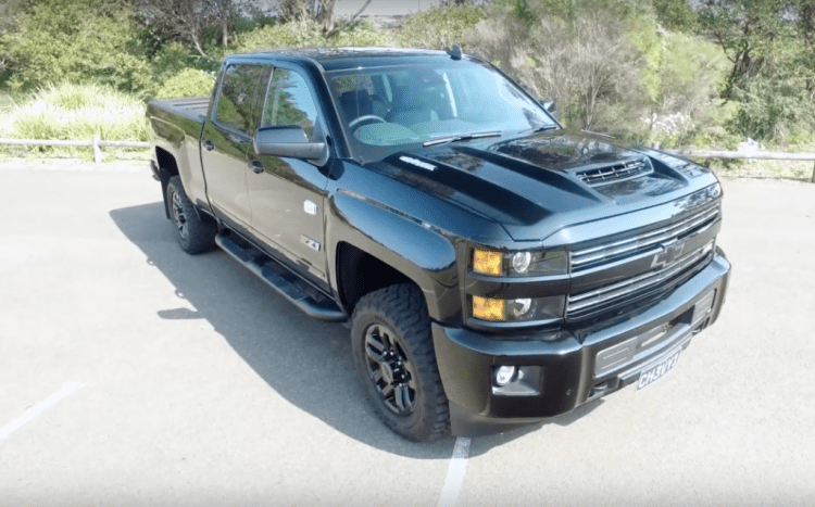 Chevrolet Silverado 2500 Video Review