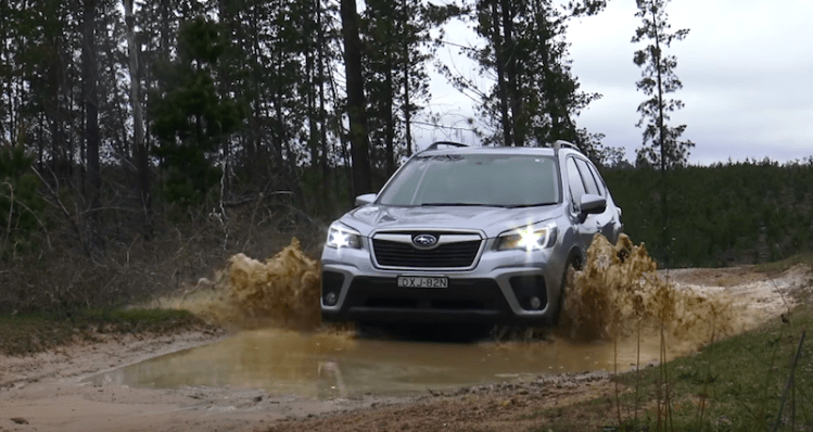 2019 Subaru Forester 2.5i Review