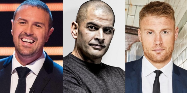 Freddie Flintoff and Paddy McGuiness join Chris Harris as hosts of new-look Top Gear