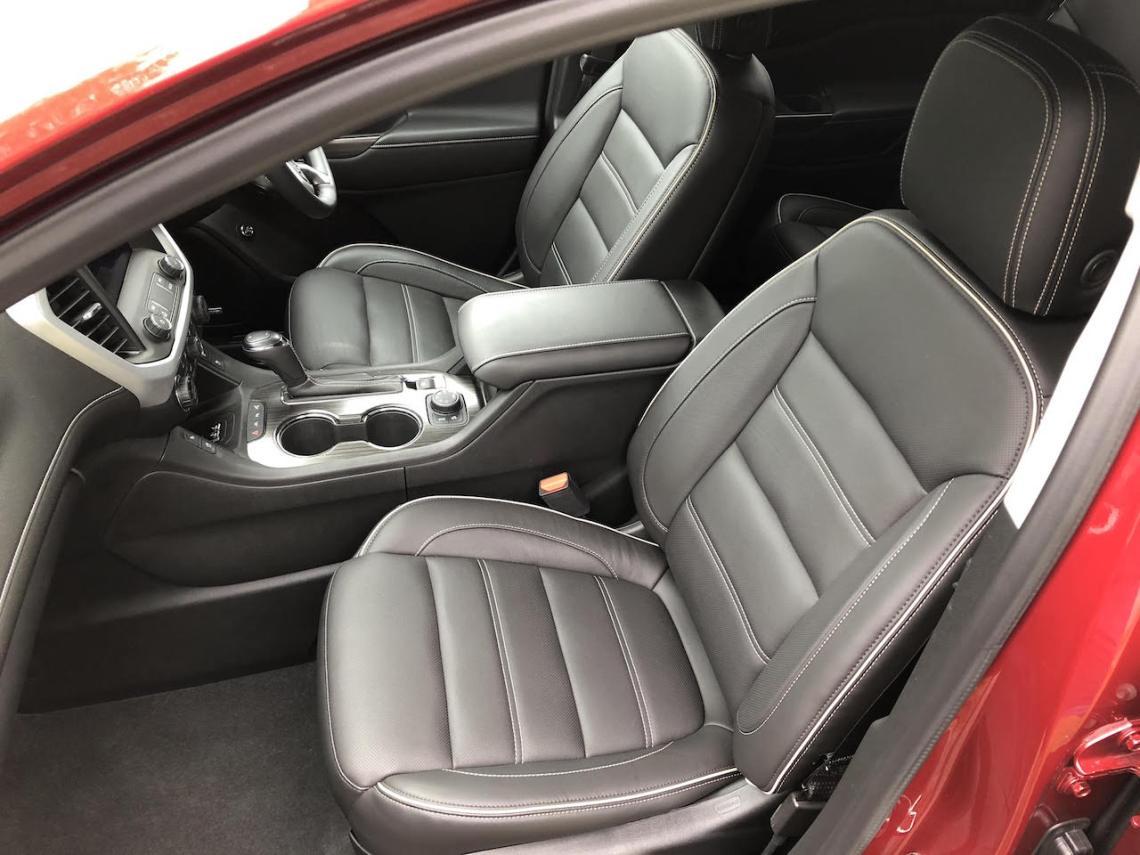 2019 Holden Acadia LTZ-V Review