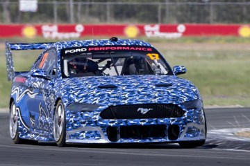 Ford Mustang completes first Supercar test ahead of 2019 debut