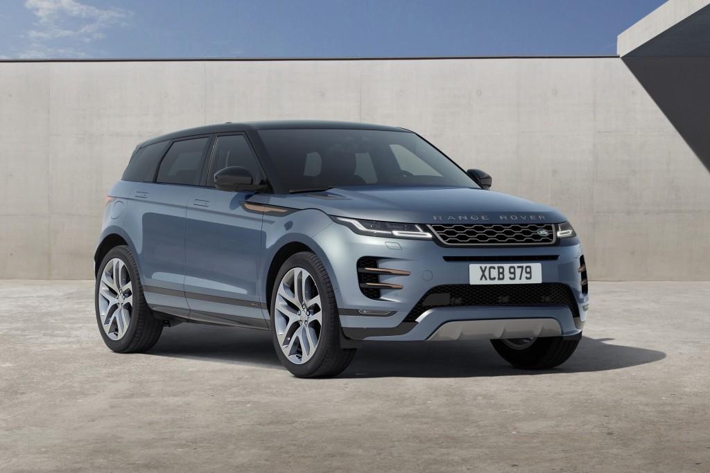 2019 range rover evoque revealed practical motoring. Black Bedroom Furniture Sets. Home Design Ideas