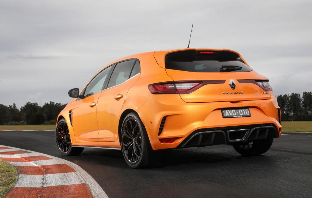 2018 Renault Megane RS Review by Practical Motoring