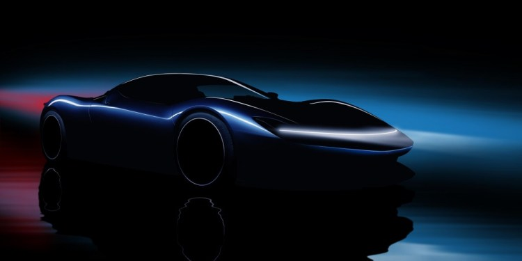Pininfarina Battista hypercar named