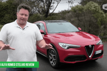 2018 Alfa Romeo Video Review