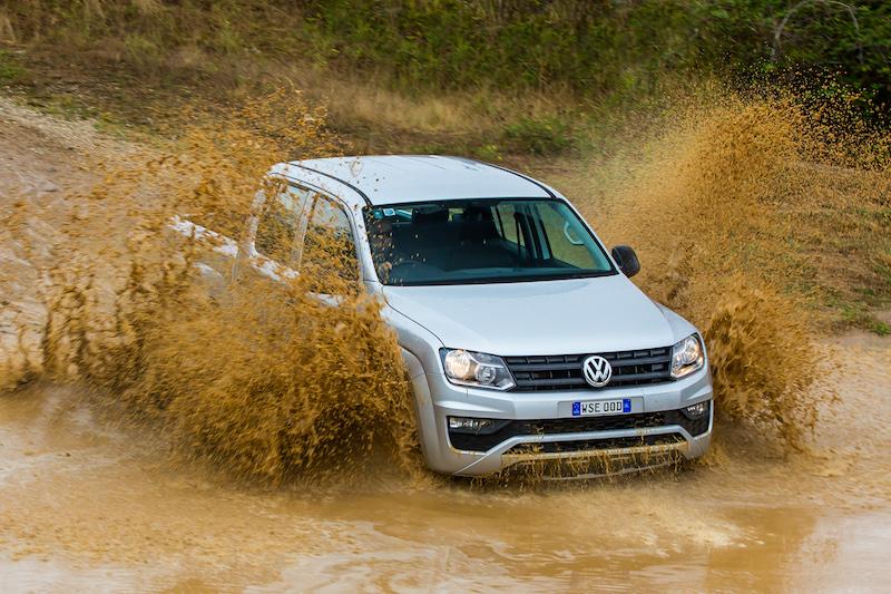 Volkswagen Amarok TDI550 Core Review