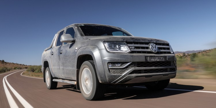 2019 Volkswagen Amarok Ultimate 580 Review