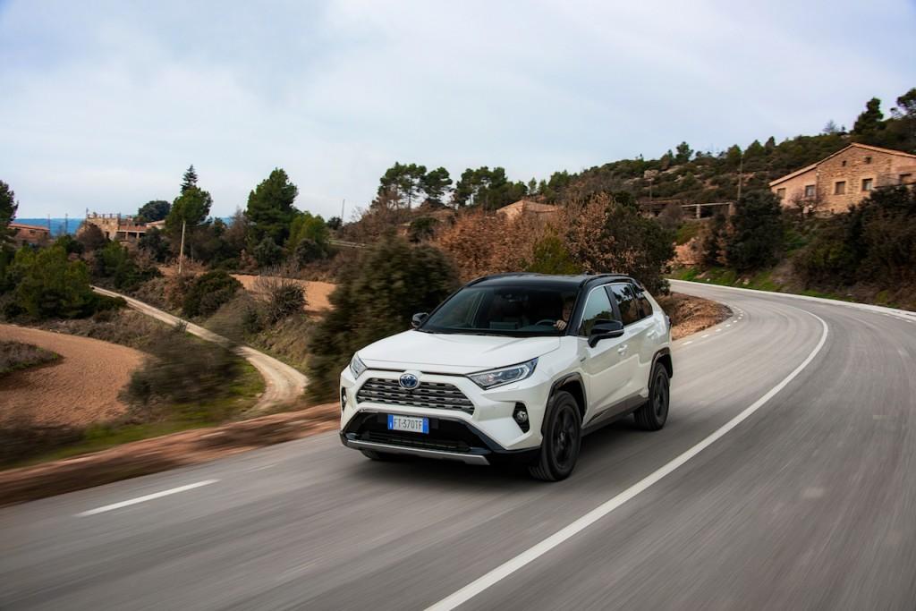2019 Toyota RAV4 Review