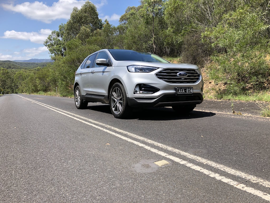 Ford Endura Titanium Review