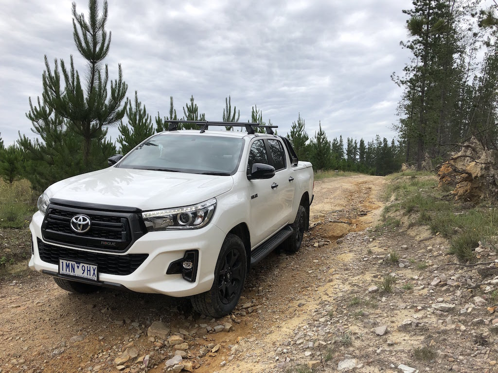 Toyota HiLux Rogue Review